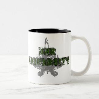 DHR University 2-Tone Mug