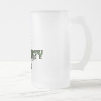 DHR University Frosted Mug