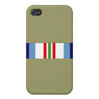 DHS Distinguished Service Ribbon iPhone 4 Case