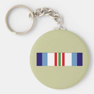 DHS Distinguished Service Ribbon Keychain