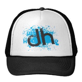 DHsplatterC Trucker Hat