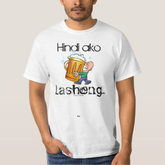 """Di Ako Laseng"" Pinoy Shirt"