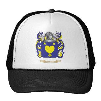 Di Battista Coat of Arms Hat