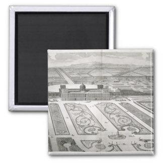 Di Caserta de Palazzo, del 'dei Disegn de Dichiara Imán De Frigorífico