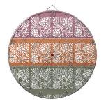 DI de JAI MATA - rejillas holísticas del color de  Tablero De Dardos