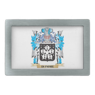 Di-Fiore Coat of Arms - Family Crest Belt Buckles
