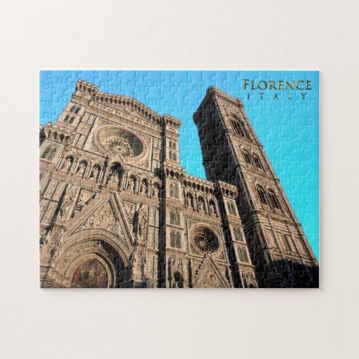 Di Firenze del Duomo de IL Rompecabeza Con Fotos