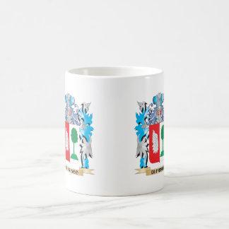 Di-Frisco Coat of Arms - Family Crest Mugs