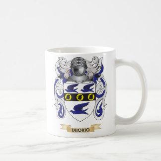 Di Iorio Coat of Arms Coffee Mug