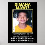 Di mana Mawi Campaign Poster