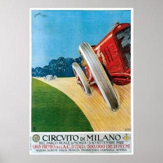 Di Milano de Circvito Posters