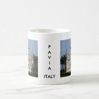 Di Pavía, Italia del Duomo Taza