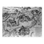 Di Roma, 1575 de Le Sette Chiesa Postales