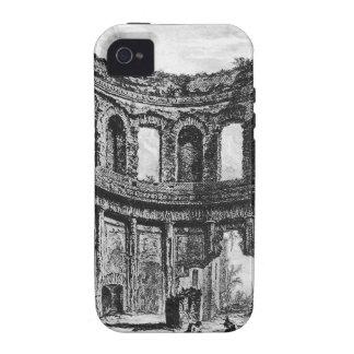 Di Roma de Vedute de Giovanni Battista Piranesi iPhone 4/4S Funda