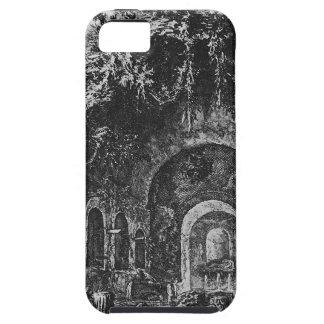 Di Roma de Vedute de Giovanni Battista Piranesi iPhone 5 Fundas