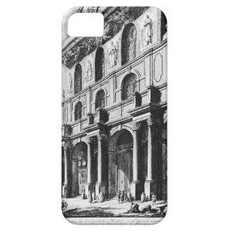Di Roma de Vedute de Giovanni Battista Piranesi Funda Para iPhone 5 Barely There
