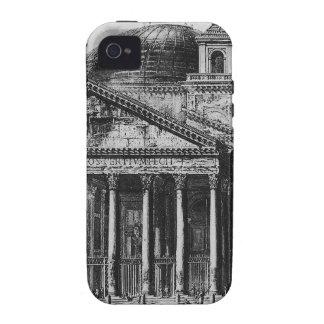 Di Roma de Vedute de Giovanni Battista Piranesi iPhone 4 Fundas
