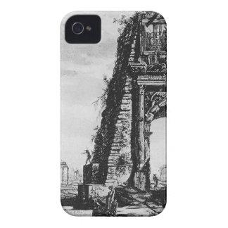 Di Roma de Vedute de Giovanni Battista Piranesi iPhone 4 Protector