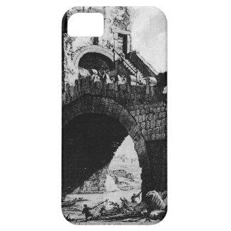 Di Roma de Vedute de Giovanni Battista Piranesi iPhone 5 Carcasas