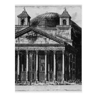 Di Roma de Vedute de Giovanni Battista Piranesi Postales