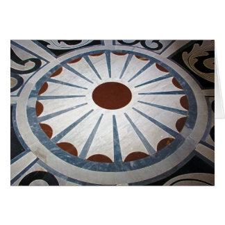 Di Santa María del Fiore de la Diseño-Basílica del Tarjetas