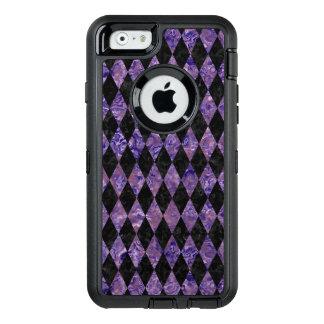 DIA1 BK-PR MARBLE OtterBox DEFENDER iPhone CASE