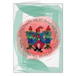 Día 10 - 12 días de tarjetas de Navidad