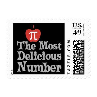 Día 3,14 del pi - el número más delicioso sello