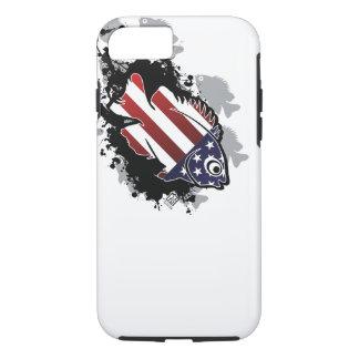 """Día: 3 - caja """"disidente"""" del teléfono celular funda iPhone 7"""