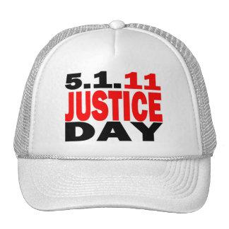 DÍA 5/1/2011 de la JUSTICIA de los E.E.U.U. - bin Gorra
