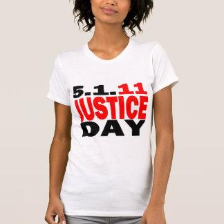 DÍA 5/1/2011 DE LA JUSTICIA DE LOS E.E.U.U. CAMISETAS