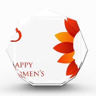 Día 8 de marzo para mujer feliz