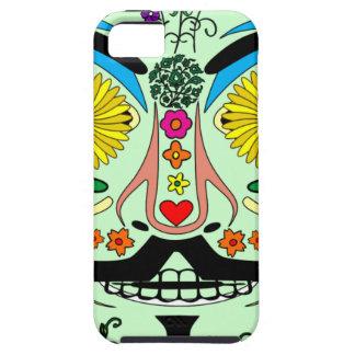 Día ANÓNIMO de los muertos 2 del arte de la máscar iPhone 5 Case-Mate Protector