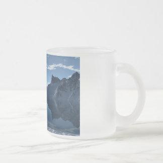 Día ártico taza de cristal