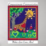 Día compasivo de la comunicación impresiones