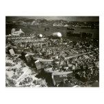 Día D de WWII en Francia meridional Postal