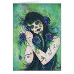 Día de Adelita de la tarjeta muerta por Renee L. L