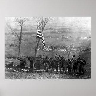 Día de armisticio impresiones