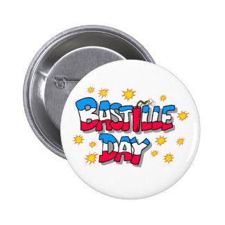 Día de Bastille Pin