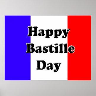 Día de Bastille Póster