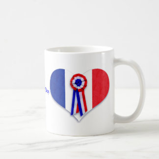 ¡Día de Bastille! Taza Clásica