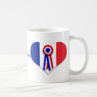 ¡Día de Bastille! Tazas