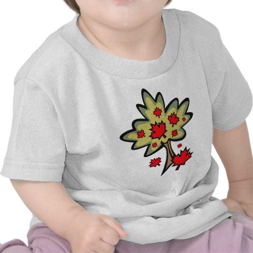 Día de Canadá Camisetas