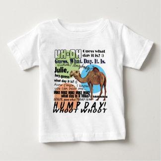 día de chepa del camello playera para bebé