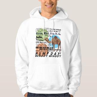día de chepa del camello sudadera