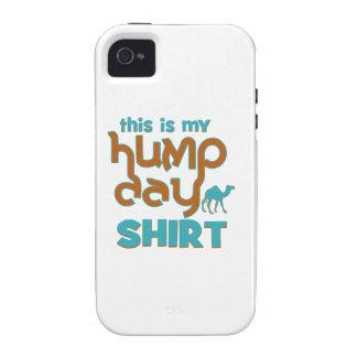 Día de chepa iPhone 4/4S carcasas