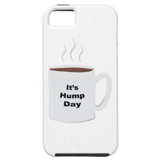 Día de chepa iPhone 5 carcasa