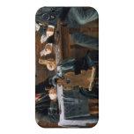Día de cobro, 1887 iPhone 4/4S funda