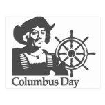 Día de Colón Postal