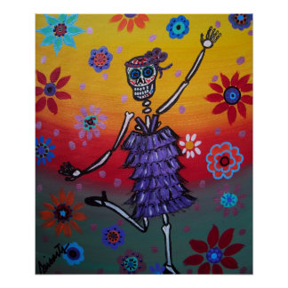 Día de Dancing Queen muerto Póster